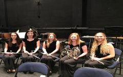 Donoho Students Participate in Calhoun County Honor Band
