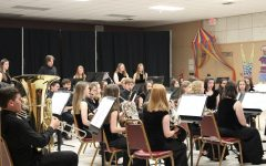 Donoho Spring Band/Choir Concert