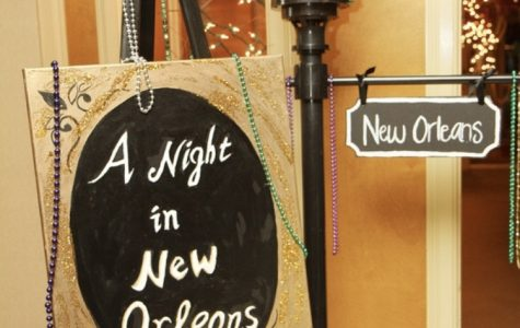 "Donoho Prom 2017 ""A Night in New Orleans"""