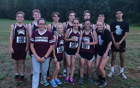 Donoho Cross Country 2017