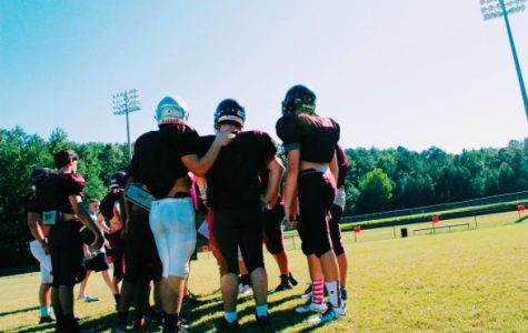 Donoho Football 2017