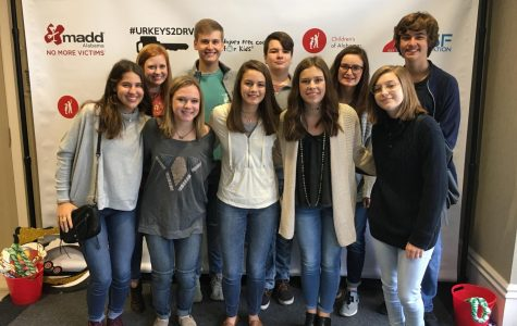 Focus Group Attends the Alabama Teenagers Against Distracted Driving Summit