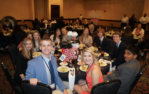 Donoho's Key Club Attends District Convention 2018