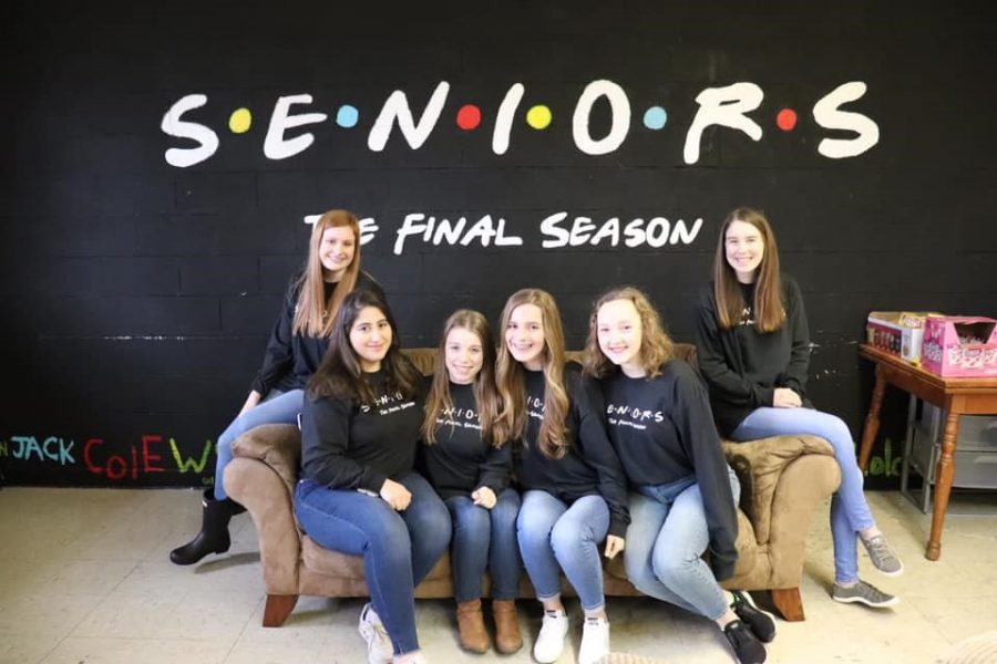 The Class of 2019 Senior Readings