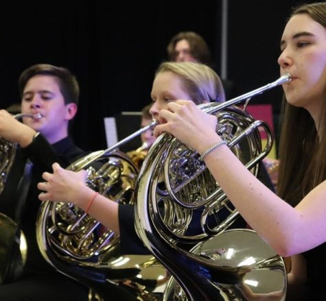 Featured Band Student: Erin Swinney